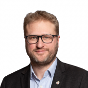 Vegar Andersen - Deputy Vice Mayor for Business Development and Public Ownership - City of Oslo