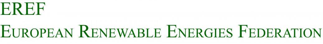 EREF - European Renewable Energy Federation