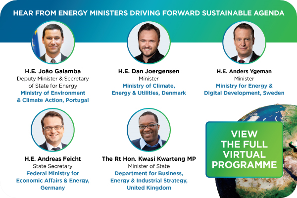 Hear From Energy Ministers Driving Forward Sustainable Agendas