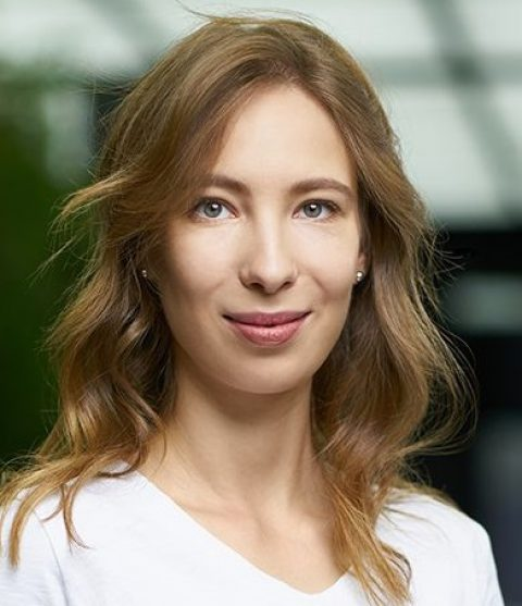 Yevgeniia Zhogolieva